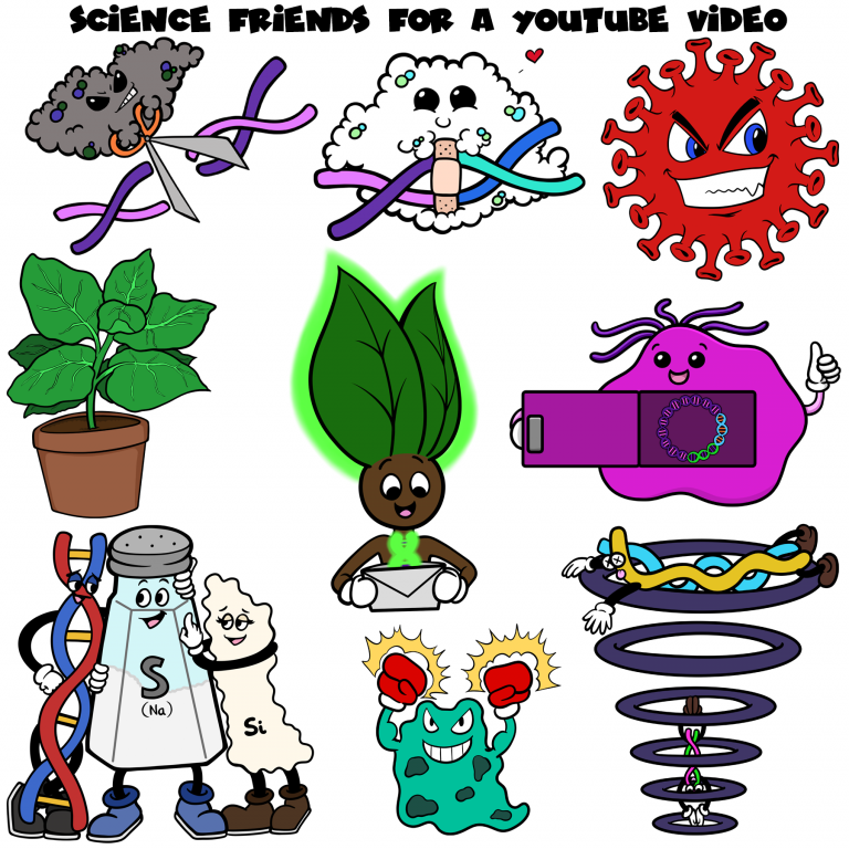 Science Friends for Youtube by Rio McCarthy