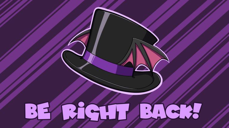 Twitch BRB Screen by Rio McCarthy